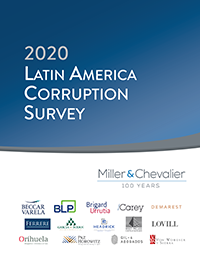 2020 Latin America Corruption Survey